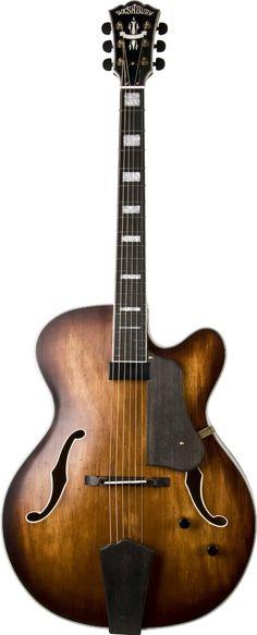 You can find a selection of WASHBURN GUITARS including this WASHBURN JAZZ SERIES J600K JAZZ GUITAR-VINTAGE MATTE at jsmartmusic.com