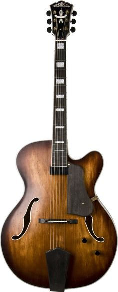 You can find a selection of WASHBURN GUITARS including this WASHBURN JAZZ SERIES J600K JAZZ GUITAR-VINTAGE MATTE at jsmartmusic.com