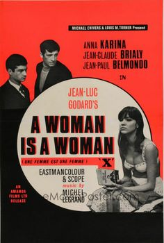 Une femme est une femme - 1961
