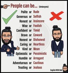 People can be learn English <br> English Learning Spoken, Teaching English Grammar, English Language Learning, Essay Writing Skills, English Writing Skills, English Phrases, Learn English Words, Interesting English Words, Good Vocabulary Words