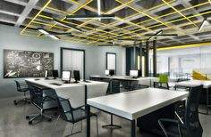 KEBAN Electric - Office // Showroom  http://www.teamprj.com/projeler/60/