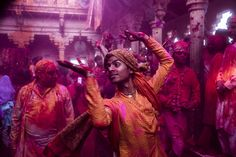 Holi- The indian festival of colors