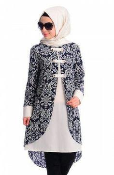 new ideas swimwear model clothes Batik Fashion, Abaya Fashion, Modest Fashion, Fashion Dresses, Fashion Clothes, Moslem Fashion, Hijab Dress Party, Swimwear Model, Women's Swimwear