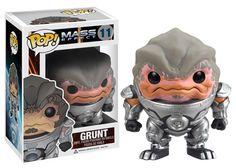 Funko Pop! Games: Mass Effect - Grunt