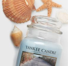 Take a stroll along the Beach walk Yankee Candles, Scented Candles, Beautiful Candles, Beach Walk, Simply Beautiful, Pure Products, Fragrances, Store 3, Candle Store