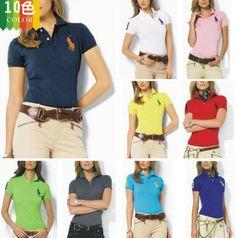 d03fbfb3b7 Women s T- shirt Women  s casual Short-sleeved Polo Shirt Women  1.99 - 7.99