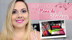 Sorteio - Kit de Produtos de Beleza