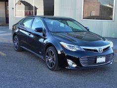 2015 Toyota Avalon is a Progressive Conservative Sedan - http://www.carnewscafe.com/2015/02/2015-toyota-avalon-is-a-progressive-conservative-sedan/