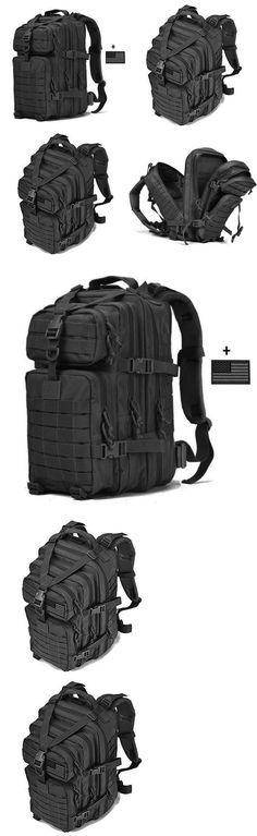 Day Packs 87122: Small Military Tactical Backpack 3 Day Assault Pack Army Molle Bug Out Bag Backp -> BUY IT NOW ONLY: $42.58 on eBay!