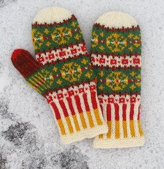 Knit Crochet, Gloves, Knitting, Winter, Xmas, Winter Time, Tricot, Breien, Stricken