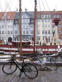 Nyhavn, Copenhagen, Denmark.I want to visit here one day.Please check out my website thanks. www.photopix.co.nz
