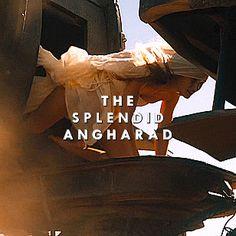 The Splendid Angharad