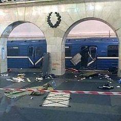 ФСБ: Теракт в метро Санкт-Петербурга подготовили с помощью Telegram (70): Яндекс.Новости