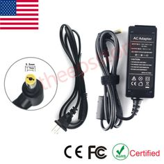Laptop Power AC Adapter for Acer Aspire One ZG5 ZA3 NU D255 D257 Battery Charger