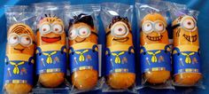"Akela's Council Cub Scout Leader Training: ""Cub Scout are one in a Minion"" PRINTABLE craft for Twinkies from Despicable Me - Great Table Dec..."