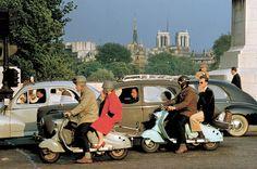 """mimbeau: """" Willy Ronis Paris 1955 """""""