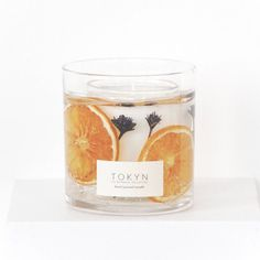 The Botanical Collection ~ Minabé Yuzu Citrus - Hand-Poured Scented Candle - Gift Homemade Candles, Diy Candles, Scented Candles, Glass Votive, Candle Jars, Candle Labels, Candle Maker, Candlemaking, Pink Gifts