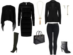 FABULOUS FASHION FRIDAY: Black is the new Black - Style & Life by Susana