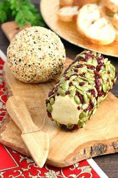 Cheese lovers rejoice! This recipe for Sharp Vegan Nut Cheese satisfies your cheesy cravings with its tangy and nutty flavor. It can even be formed into logs or balls!