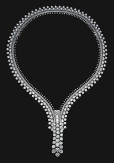Van cleef and arpels zipper necklace, last best one.  Wallis Simpson actually suggested the design, and now It's a classic