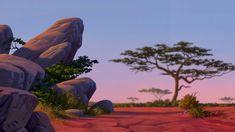 The Lion King HD screencaps gallery - Background art Scenery Background, Disney Background, Cartoon Background, Animation Background, Background Designs, Landscape Concept, Fantasy Landscape, Landscape Art, Landscape Paintings