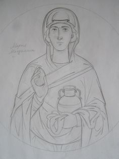 Art Lessons, Sculpture Art, Sketches, Drawings, Icon Design, Orthodox Christian Icons, Line Drawing, Art, Coloring Pages