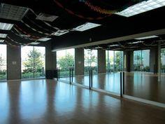 Inside training room #irvine #wingchun