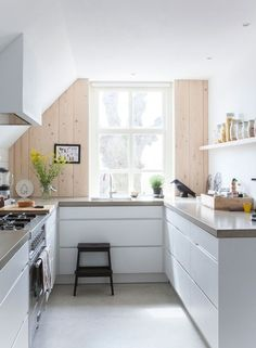 Black Bird Scandi Kitchen | Remodelista