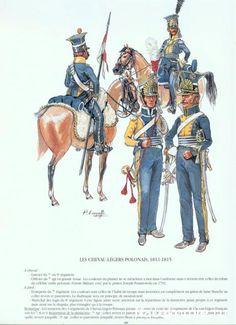 Polish Lancers 1811-1815
