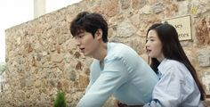 """There's A Hint Of (Wild) Romance In Latest """"The Legend Of The Blue Sea"""" Trailer 