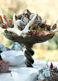 FALL WOODLAND TABLES