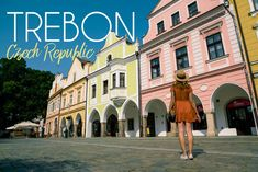 Best Things to do in Trebon Czech Republic Another day and another charming town. This time in the South Bohemia region we stopped in Trebon Czech Republic. We couldnt help but admire the beautiful colorful buildings be in ... Read More