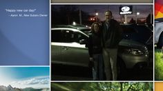 Dear Aaron Mortensen   A heartfelt thank you for the purchase of your new Subaru from all of us at Premier Subaru.   We're proud to have you as part of the Subaru Family.