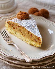 Amo il profumo che si sprigiona dalle torte in cottura nel mio forno, soprattutto nelle giornate grigie e piovose, quando una coccola dolce...