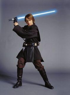 Hayden Christensen in Star wars III (2005)