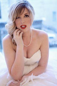 #bridal #redlip #Makeup #photo shoot #Cassie's Camera  #Marilyn #Monroe  Makeup by: Emily Satnik Makeup Artist  www.emilysatnikmakeupartist.com Makeup Portfolio, Bridal Makeup, Red Lips, Cassie, Marilyn Monroe, Photo Shoot, Artist, Photoshoot, Artists