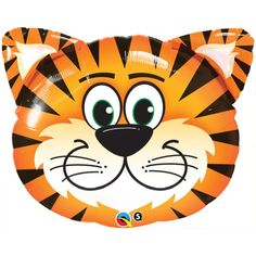 Check out the deal on Tiger Head 30-inch Foil Balloon. #junglepartyideas #jungleparties #junglepartythemes #junglebirthdays #junglesafariparty #junglethemepartyideas #junglethemebirthdayparty #junglethemeparties #safarijungleparty #junglebirthdaypartyideas #junglebirthdayparties #junglepartydecorations #junglebirthdaytheme #safariparty #junglesafaribirthdayparty #junglekidsparty #partyjungletheme #junglethemebirthday #babyshower  #1stbirthday #photoboothprops #props #themepartyideas