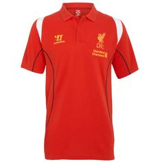 Picture of the Adult Red Polo product - LFC Official Online Store