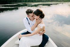 Nicole & Patrick: rustikal-elegante Sommerliebe