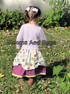 Blooms And Bugs: Free Sewing Tutorials