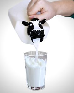 Milk Moo Head, $12 | 36 Clever Gifts For Food Lovers That You'll Want To Keep For Yourself
