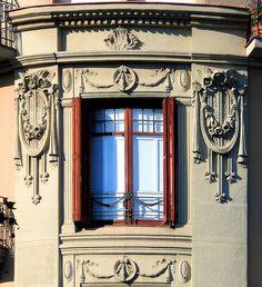 Barcelona - Diagonal 400 c by Arnim Schulz, via Flickr
