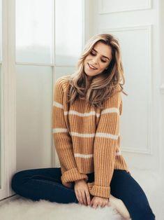 'Ashton' Striped Sweater ( 3 Colors Available ) #fashion #ad