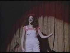 """Gilda Radner's """"Lets Talk Dirty To the Animals"""". Hilarious. It makes me love my grandma even more that she let me watch this while in elementary and sang along lol. *Note: lots of swearing*"""