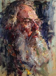 Abstract Portrait, Portrait Art, Impressionism Art, Impressionist, Figure Painting, Painting & Drawing, Painting Abstract, Figurative Kunst, Fashion Painting