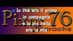 Toto Cutugno - Innamorati Karaoke Instrumental edit