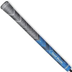 NEW 13 Golf Pride New Decade Multi Compound MCC Plus4 Black/Light Blue Grips