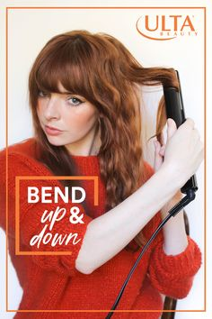 Shop this look online for 50% off at ulta.com during Gorgeous Hair Event from October 6th-26th and discover more new faves for 50% off from must-have brands like Redken, IGK and Living Proof.