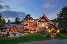 We love Chetola resort with the Bob Timberlake Inn and now the new Timberlake's Restaurant. Blowing Rock, NC