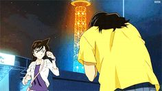 Ran is sooo cool conan Magic Kaito, Heiji Hattori, Case Closed, Anime Angel, Conan, Karate, Good Movies, Manga Anime, Marvel